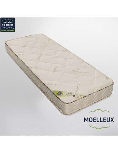 matelas moelleux en latex naturel. Black Bedroom Furniture Sets. Home Design Ideas