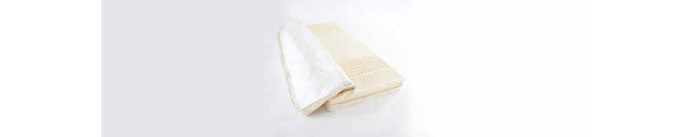 Matelas latex naturel déhoussable