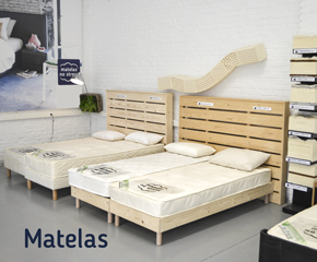 matelas latex naturel bio literie au naturel. Black Bedroom Furniture Sets. Home Design Ideas