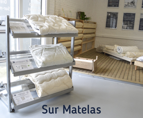 matelas latex naturel bio literie au naturel matelaslatex. Black Bedroom Furniture Sets. Home Design Ideas