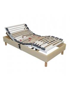 choisir le matelas et son sommier de relaxation 90x190. Black Bedroom Furniture Sets. Home Design Ideas