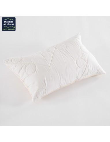 oreiller naturel moelleux dimension de l 39 oreiller 60x40. Black Bedroom Furniture Sets. Home Design Ideas