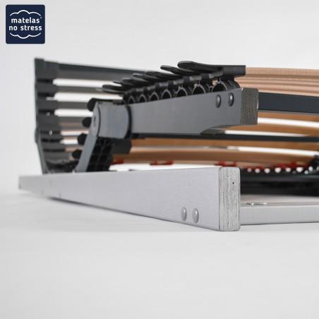 Sommier Electrique extra Plat 90x200