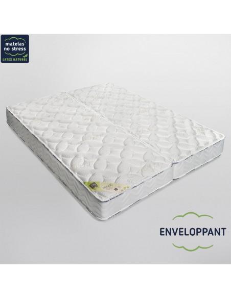 Matelas Enveloppant Type Tempur en 2x70x200