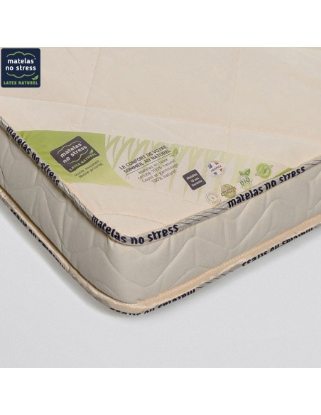 Matelas Bio Latex Naturel 90x190
