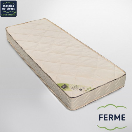 matelas bio latex naturel ferme 140x200. Black Bedroom Furniture Sets. Home Design Ideas