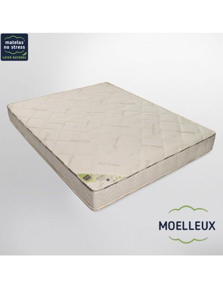 Matelas Moelleux Privilège 21 cm 200x200