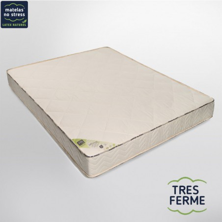 Matelas Latex Naturel 160x200 Tres Ferme