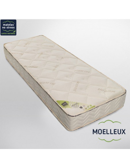 Matelas Moelleux Privilège 90x220 21 cm