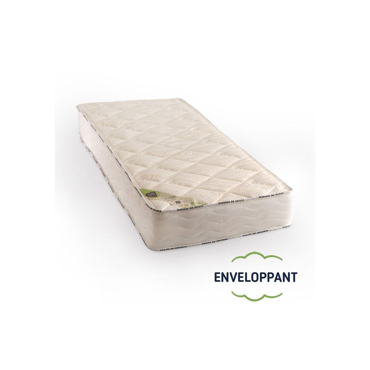 matelas orthop dique 140x200 latex naturel. Black Bedroom Furniture Sets. Home Design Ideas