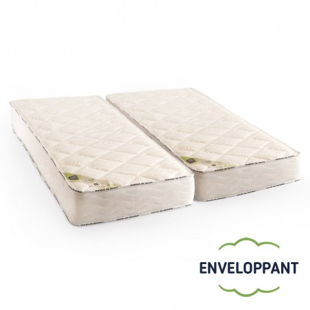 Le matelas grand confort tempur en duo