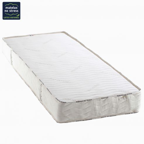 le matelas vegan 90x190 100 % latex naturel