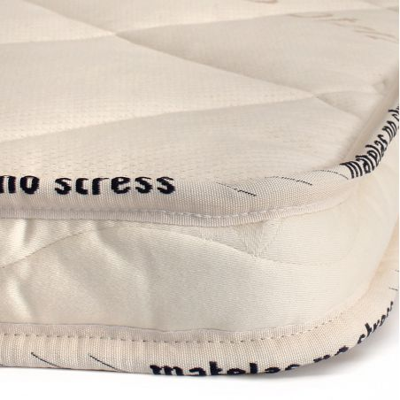 La finition de notre Surmatelas 200x200 latex naturel