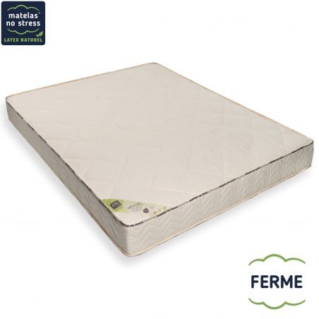 Le matelas grand confort ferme 100 % naturel 160x200