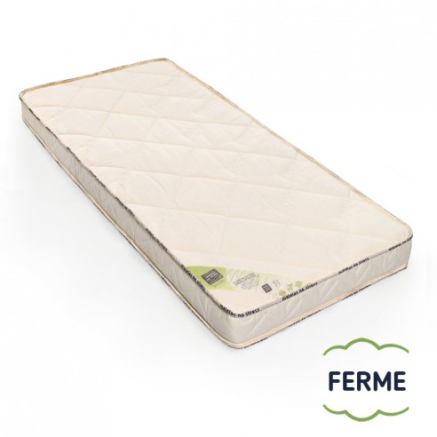 Matelas 70x160 latex naturel