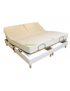 matelas lit electrique 160x200 matelaslatex. Black Bedroom Furniture Sets. Home Design Ideas