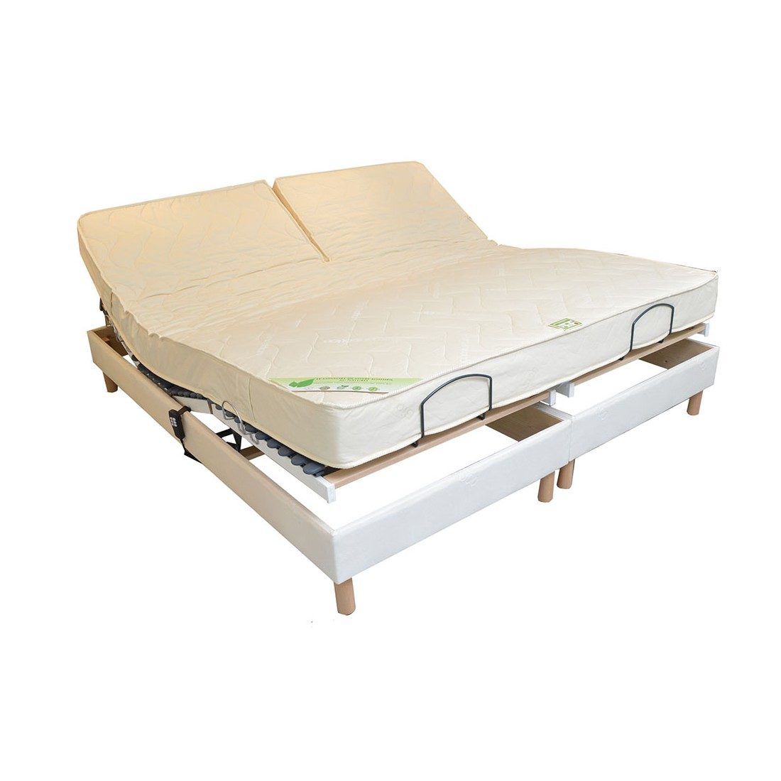 matelas bi t te de relaxation 160x200 bio latex naturel privil ge ferme 21 cm. Black Bedroom Furniture Sets. Home Design Ideas