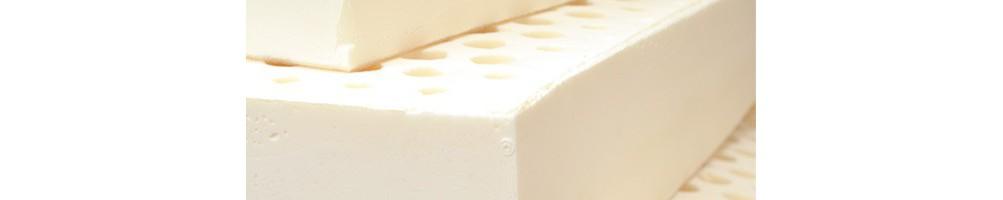 Matelas latex naturel par densité, médium, ferme, très ferme