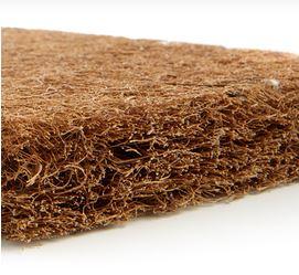fibres de coco latexé