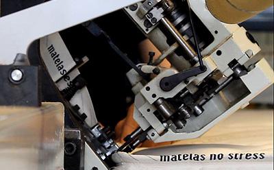 Couture du matelas latex naturel bio